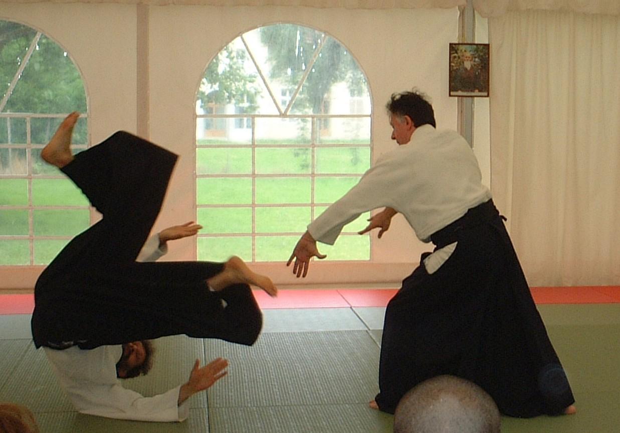 Aikido - G Blaize Kokiu Nague