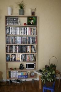 Étagère à DVD