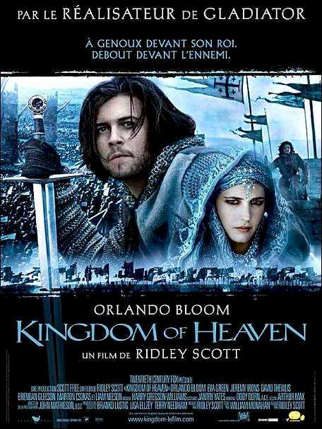 "Couverture de ""Kingdom of Heaven"""