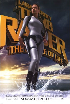 "Couverture de ""Lara Croft Tomb Raider: the Cradle of Life"""