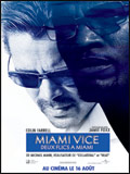 "Couverture de ""Miami vice - Deux flics à Miami"""