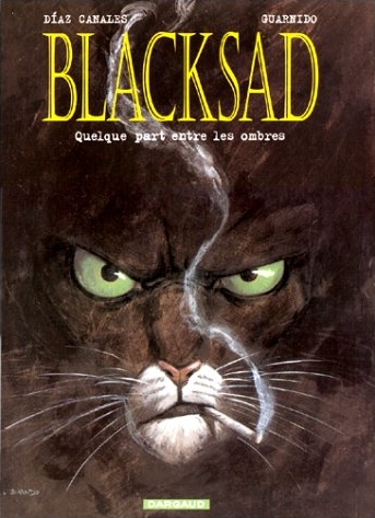 Couverture de ?Blacksad?