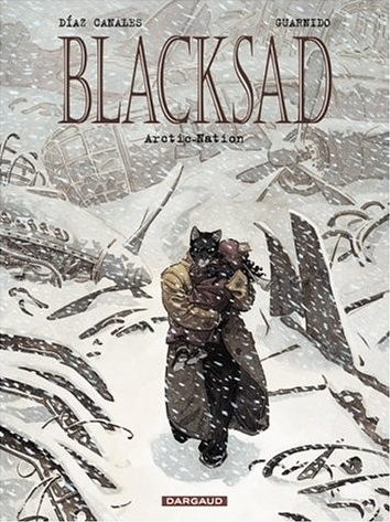 Couverture de ?Blacksad, tome 2 : Arctic nation?