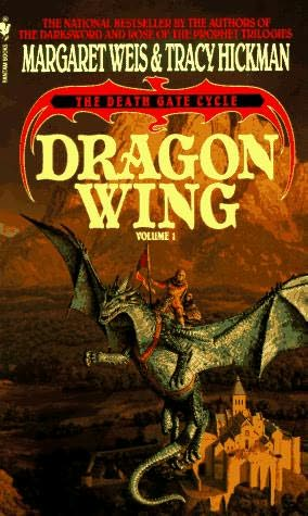Couverture de ?Dragon Wing?