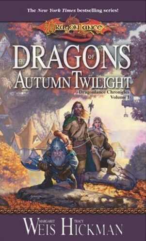 Couverture de ?Dragonlance - Dragons of Autumn Twilight?