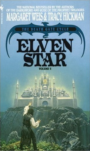 Couverture de ?Elven Star?