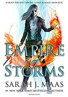 Couverture de ?Empire of Storms?