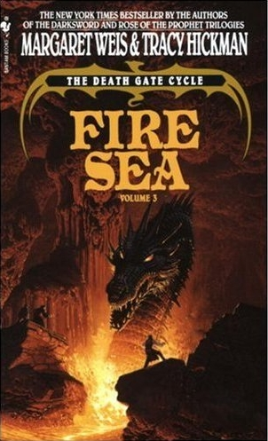 Couverture de ?Fire Sea?