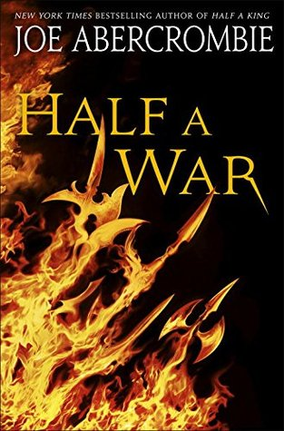 Couverture de ?Half a War?