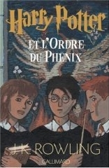 Couverture de ?Harry Potter et l'Ordre du Phoenix?