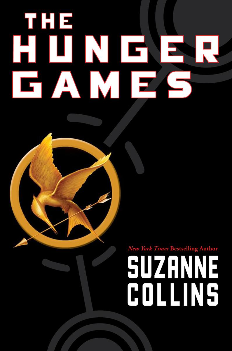 Couverture de ?Hunger Games?