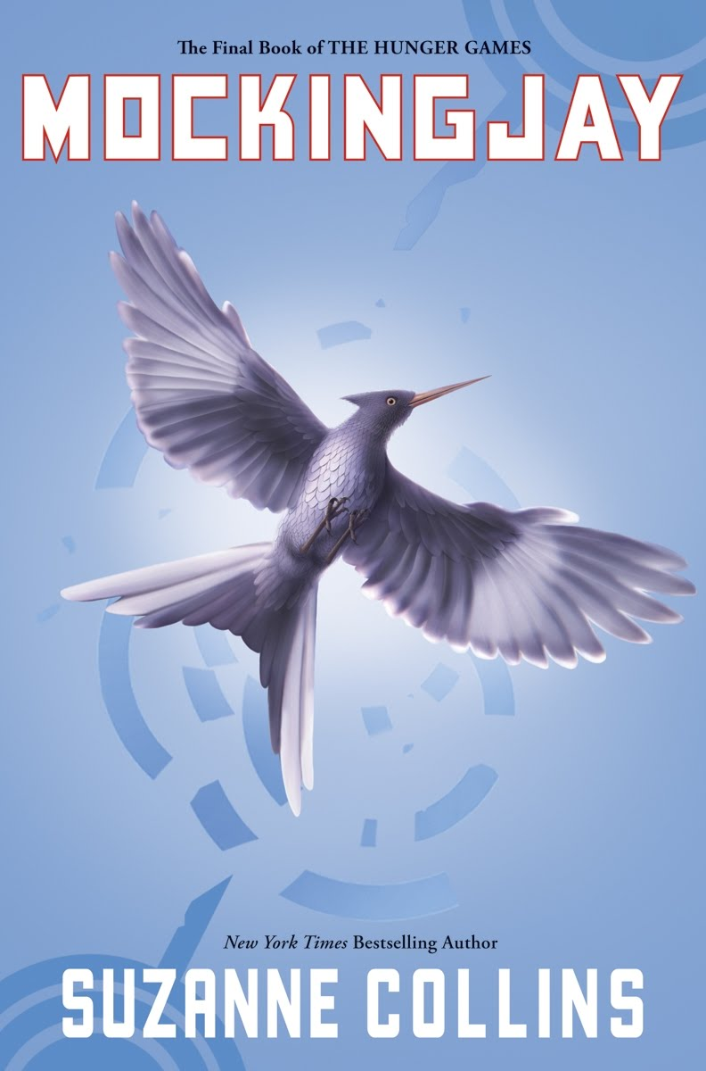 Couverture de ?Mockingjay?