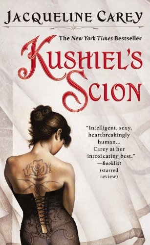 Couverture de ?Kushiel's Scion?