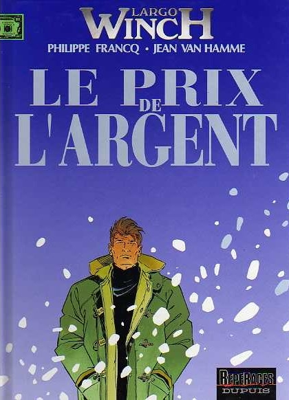Couverture de ?Largo Winch 13?