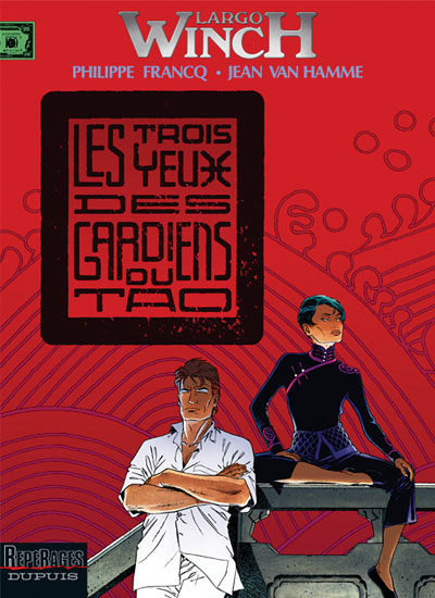 Couverture de ?Largo Winch 15?