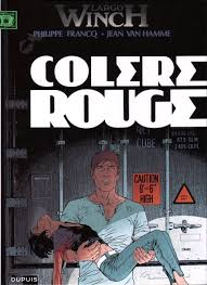 Couverture de ?Largo Winch 18?