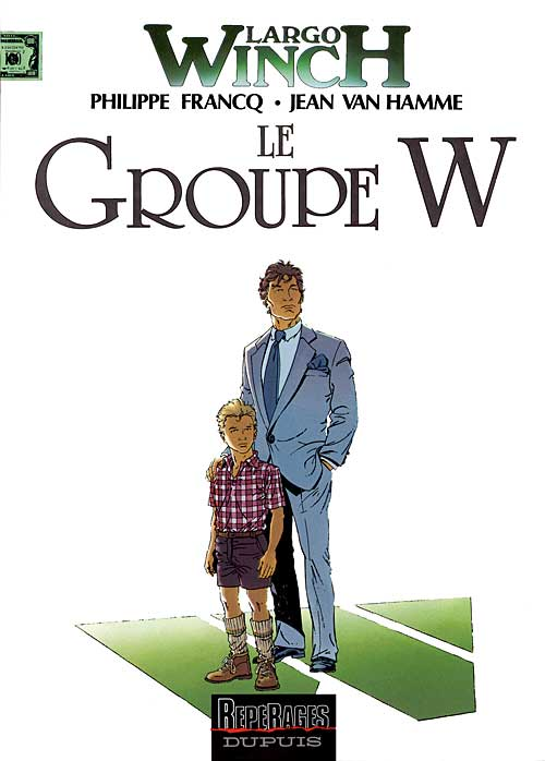 Couverture de ?Largo Winch 2?