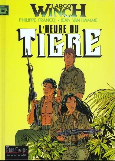 Couverture de ?Largo Winch 8?