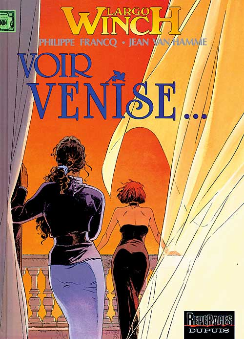 Couverture de ?Largo Winch 9?