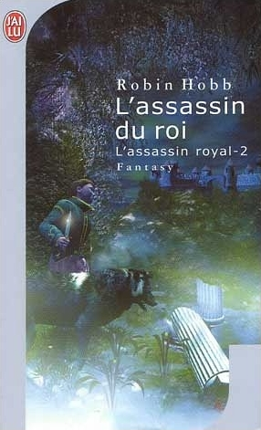 Couverture de ?L'Assassin Royal, tome 2 : l'assassin du roi?