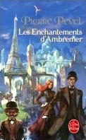 Couverture de ?Les Enchantements d'Ambremer?