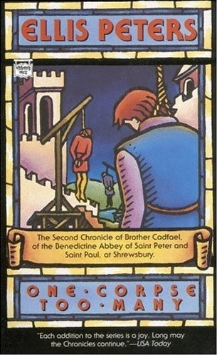 Couverture de ?Brother Cadfael, 2nd Chronicle: One Corpse Too Many?