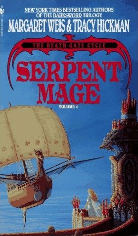 Couverture de ?Serpent Mage?
