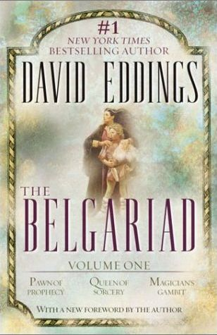 Couverture de ?The Belgariad, volume 1?