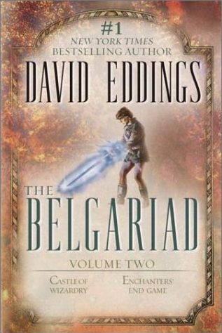 Couverture de ?The Belgariad, volume 2?
