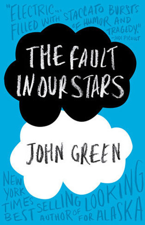 Couverture de ?The fault in our stars?
