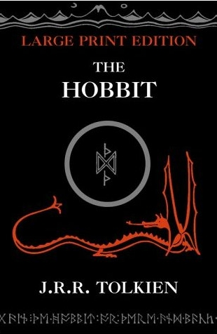 Couverture de ?The Hobbit?