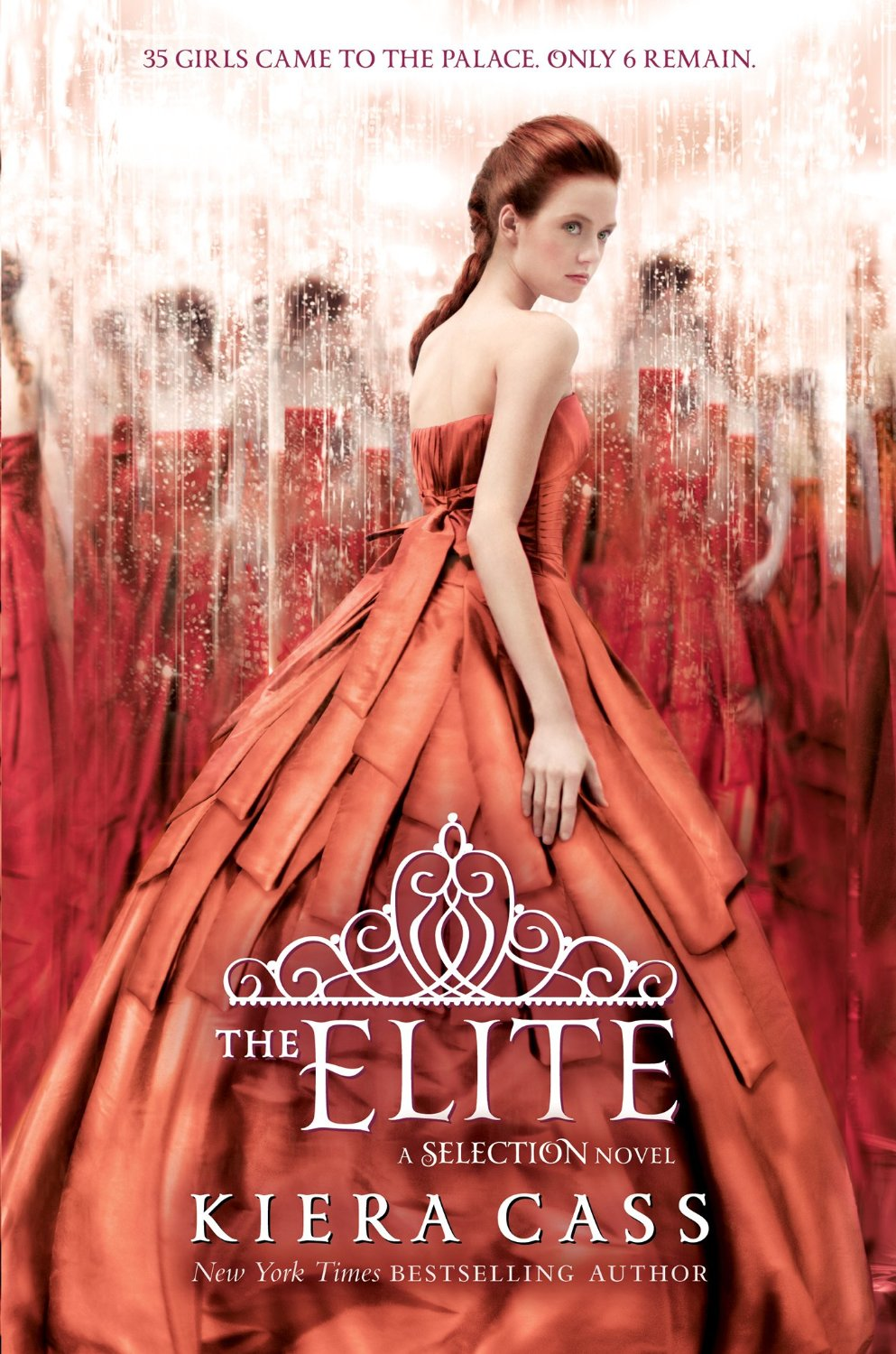 Couverture de ?The elite?