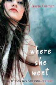 Couverture de ?Where she went?