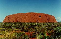 Uluru (Ayer's rock)